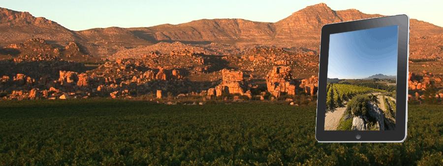 Wine Films on the iPad